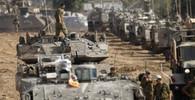 Izrael v odplatě zaútočil v syrském pohraničí, zasáhl dva tanky - anotační obrázek