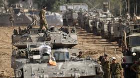 Izraelci jsou připraveni na pozemní operaci v Gaze. Záměrem ale není