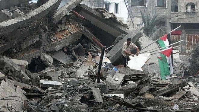 Válka v Gaze