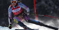 Zlatý závod Ester Ledecké má nepříjemnou dohru. Američanka Vonnová čelí ostré kritice - anotační obrázek