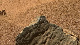 Snímky Marsu pořízené vozítkem Curiosity