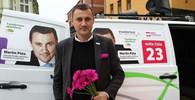 Martin Půta /SLK/, předseda strany