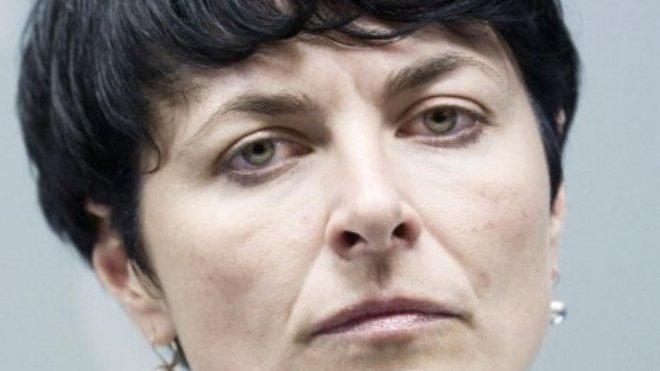 Lenka Bradáčová, od 30. července 2012 vrchní státní zástupkyně v Praze.