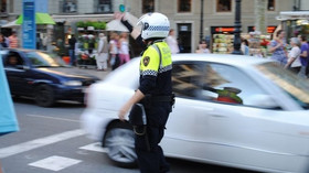Španělská policie
