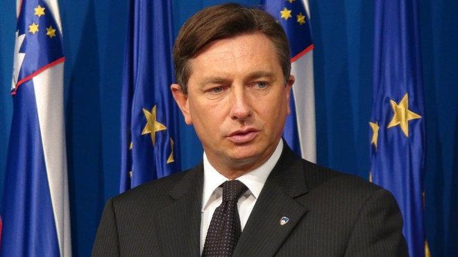 Borut Pahor, slovinský prezident