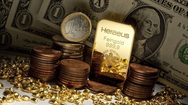 Peníze, zlato