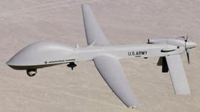 Američané si sestřelili vlastní dron? Írán se posmívá, Merkelová má z krize obavy - anotační foto