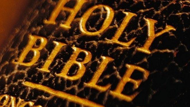 Bible, ilustrační foto