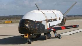 Archivní záběr stroje X-37B