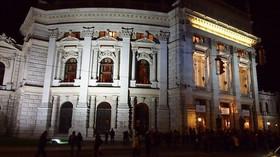 Vídeň, Rakousko /Burgtheater/