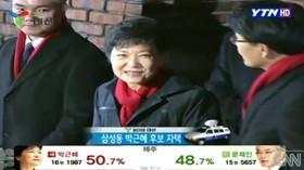 KLDR odsoudila k smrti jihokorejskou exprezidentku a vydala příkaz k jejímu zavraždění - anotační foto
