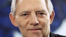 Wolfgang Schäuble, německý politik za Křesťanskodemokratickou unii, od 28. října 2009 současný spolkový ministr financí v druhé vládě Angely Merkelové.