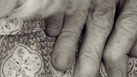 Stáří, ilustrační fotografie