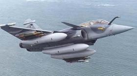 Bojový letoun Rafale F2, který má být novými stroji v budoucnu nahrazen