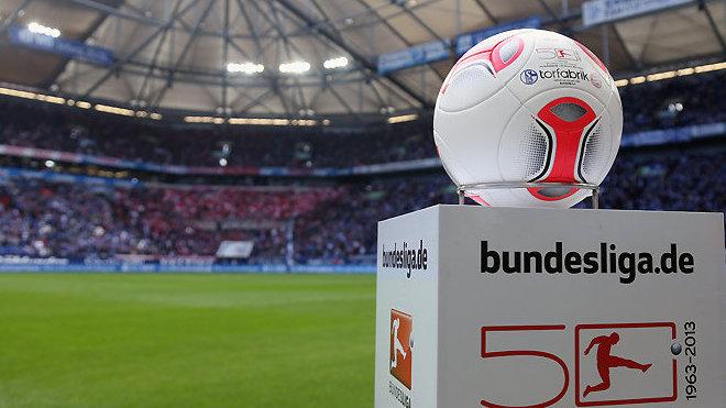 Německá fotbalová liga - Bundesliga