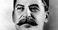 Sovětský diktátor Josif Stalin