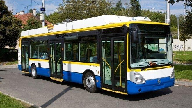 Trolejbus 24 Tr Irisbus