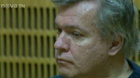 Doktor Jaroslav Barták u soudu