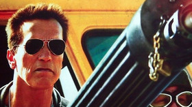 Šerif Ray Owens (Arnold Schwarzenegger) původně pracoval u losangeleské policie, ale po jedné zpackané akci skončil jako šerif ospalého městečka u mexických hranic, Sommerton Junction. Šéfovat bandě neschopných policistů v poklidné zašívárně, kde je nejvážnějším zločinem šťourání se v nose, není žádné umění. Dny plné nudy utne až telefonát agenta FBI Johna Bannistera (Forest Whitaker). Při převozu z Las Vegas do mexické věznice totiž uprchnul nebezpečný boss mexické mafie Gabriel Cortez (Eduardo Noriega). Během transportu ho vysvobodili členové jeho drogového kartelu a on se snaží prchnout do své domoviny. S pomocí kumpána Burella (Peter Stormare) a s rukojmím prchá Cortéz v našlapané Corvetě ZR 1 rychlostí 250 mil/hod k hranicím. Poslední překážkou na cestě ke svobodě je právě šerifovo městečko. Jenže zdejší strážci zákona a pořádku se moc netváří na to, že by se měli postavit do cesty muži, na nějž je celá FBI krátká. Jejich šéf ale nechce znovu pošpinit svou pověst, a tak nakonec provětrají své zbrojnice a vytáhnou z nich pušky, kulomety, meče a vydají se vstříc nelítostné řežbě s cílem zastavit zdánlivě nepřemožitelného gangstera a jeho pohůnky. Brzy uvidíte v kinech, jestli díky šerifovi Owensovi bude městečko Sommerton Junction Cortézova KONEČNÁ.