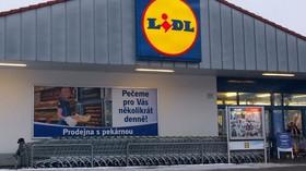 Lidl, supermarket