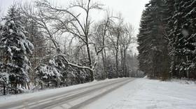Úder zimy: Žene se studená fronta, teploty prudce spadnou, bude sněžit - anotační foto