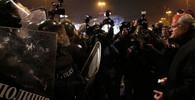 V Bulharsku pochodovali neonacisté. Připojili se i Češi - anotační obrázek