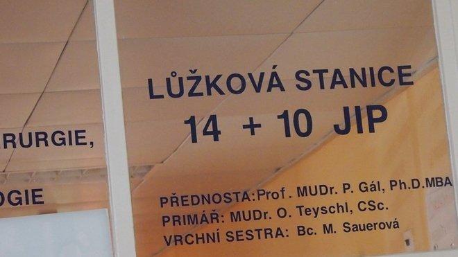 FN Brno, Klinika dětské chirurgie, ortipedie a traumatologie