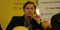 David Ondráčka, ředitel Transparency International