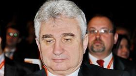 Milan Štěch /ČSSD/, předseda Senátu