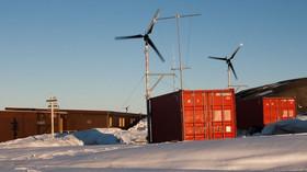 Expedice vědců na Antarktidě