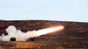 Demonstrace jaderné síly: USA otestovaly strategickou raketu Minuteman III - anotační foto
