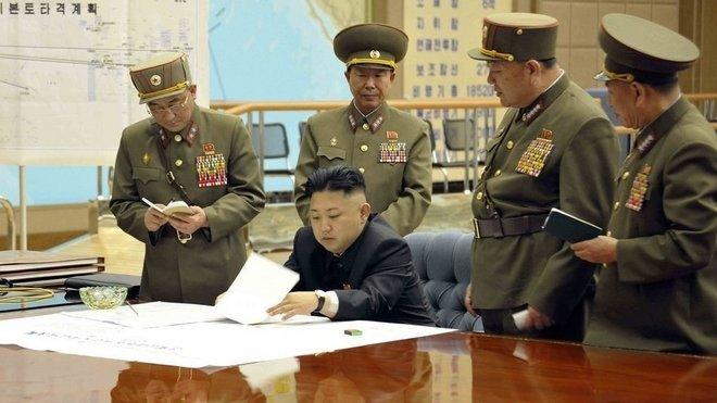 Kim Čong-un, severokorejský diktátor