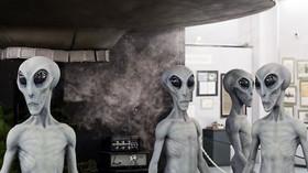 Existují mimozemšťané?