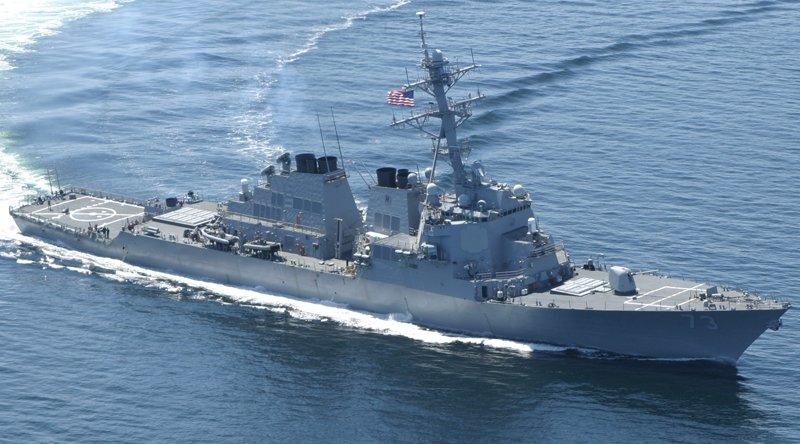 Navio de guerra dos EUA desafia reivindicações de Pequim no Mar do Sul da China