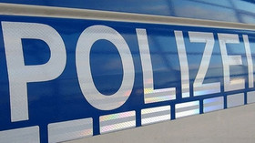 """""""Vy vrazi dětí a starých lidí!"""" Řidič záměrně najel do brány německého kancléřství - anotační foto"""