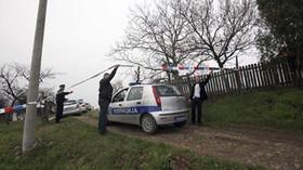 Policie Srbsko