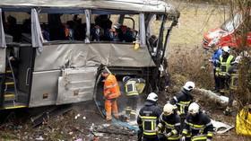 Polský autobus havaroval v Belgii