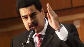 Nicolás Maduro, venezuelský politik, který se 8. března 2013 stal prozatímním prezidentem země.