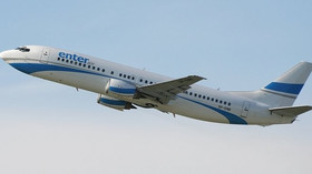 Boeing 737-400 společnosti Enter Air