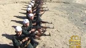 Velká bitva: Taliban svedl těžké boje s Islámským státem, zahynuly desítky radikálů - anotační foto