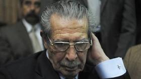 Bývalý guatemalský diktátor dostal 80 let za zabíjení indiánů