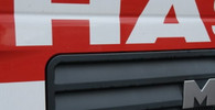 V Brně evakuovali 20 lidí  kvůli požáru střechy bytového domu - anotační obrázek
