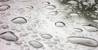 Zvláštní zachycení deště