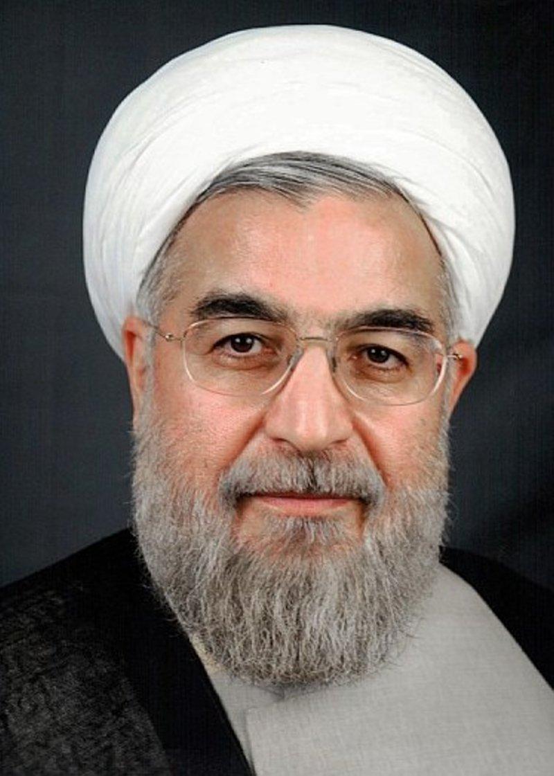 Íránským prezidentem byl zvolen proreformní duchovní Hasan Rúhání