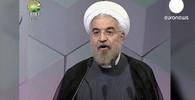 Trumpova slova o Íránu? Jsou absurdní a nenávistná, tvrdí Rúhání - anotační obrázek