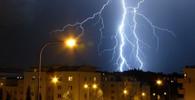 Česko dnes zasáhnou silné bouřky, varují meteorologové - anotační obrázek