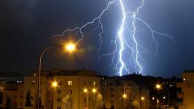 Počasí: Silné bouřky hrozí i dnes, v sobotu se vrátí. Stupeň nebezpečí zvýšen - anotační foto