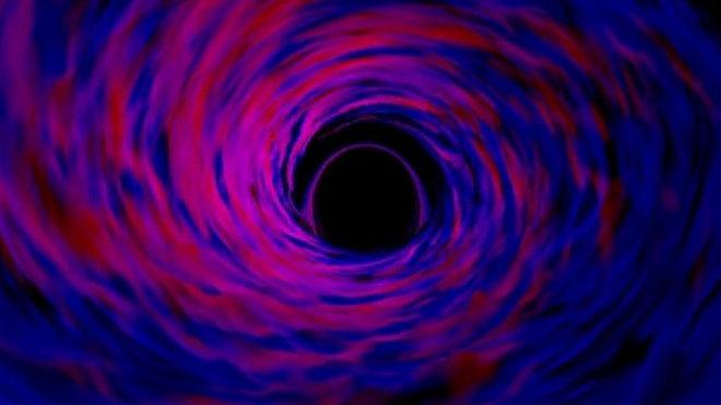 Jak to vypadá uvnitř černé díry?