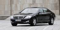 Mercedes Benz S-Guard 600