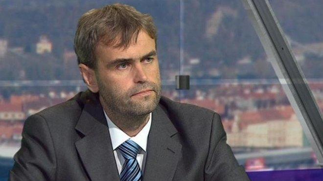 Robert Šlachta, šéf Útvaru pro odhalování organizovaného zločinu (ÚOOZ)